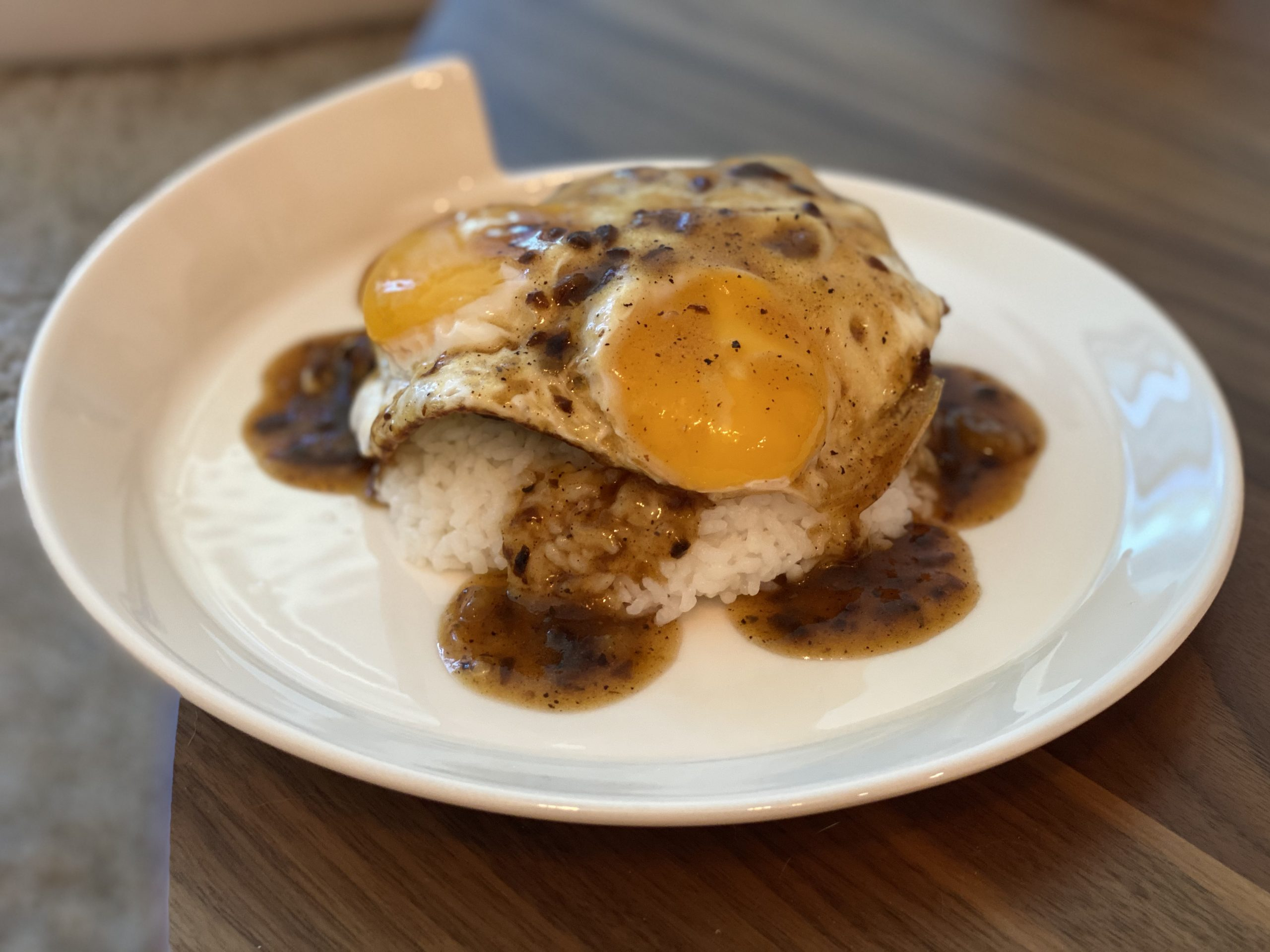 Hawaiian Loco Moco Recipe