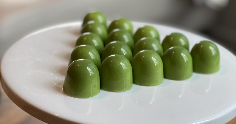 How to Make Matcha Bon Bons